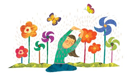 秋に幸せを呼ぶイルチブレインヨガの「脳活性」講座