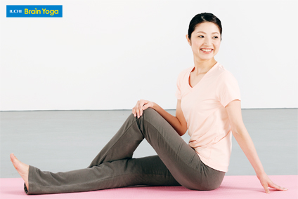 「脳」「心」「体」がつながれば、体質改善ができる☆イルチブレインヨガ