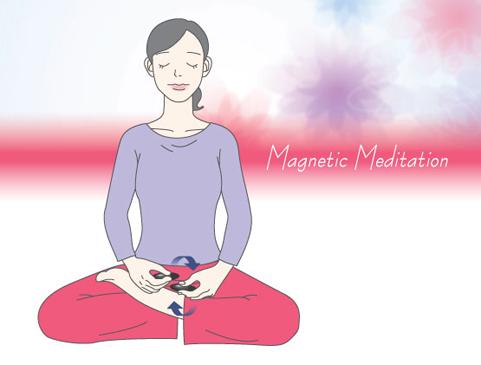 イルチブレインヨガが全国で「マグネティック瞑想」を導入